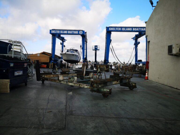 Shelter Island Boat Yard