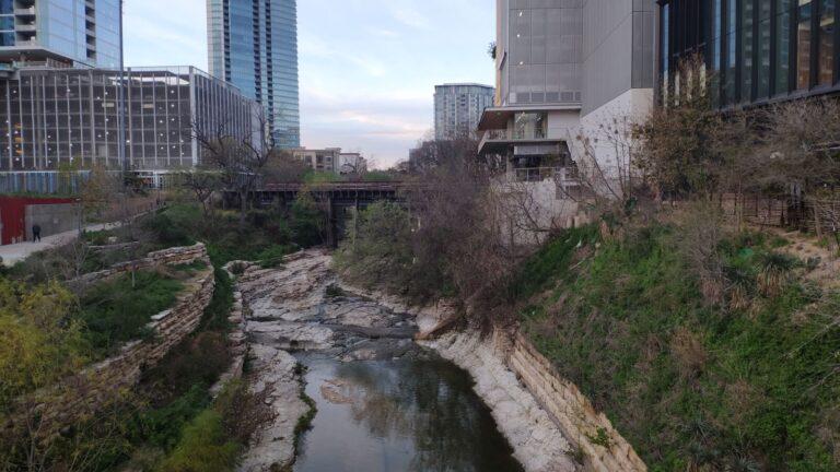 Austin Schienen Fluß