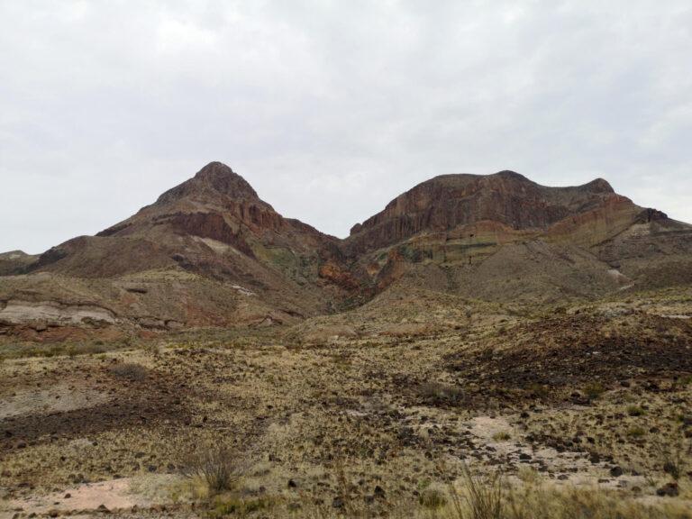Berge Big Bend