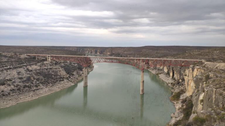 Brücke Pecos River