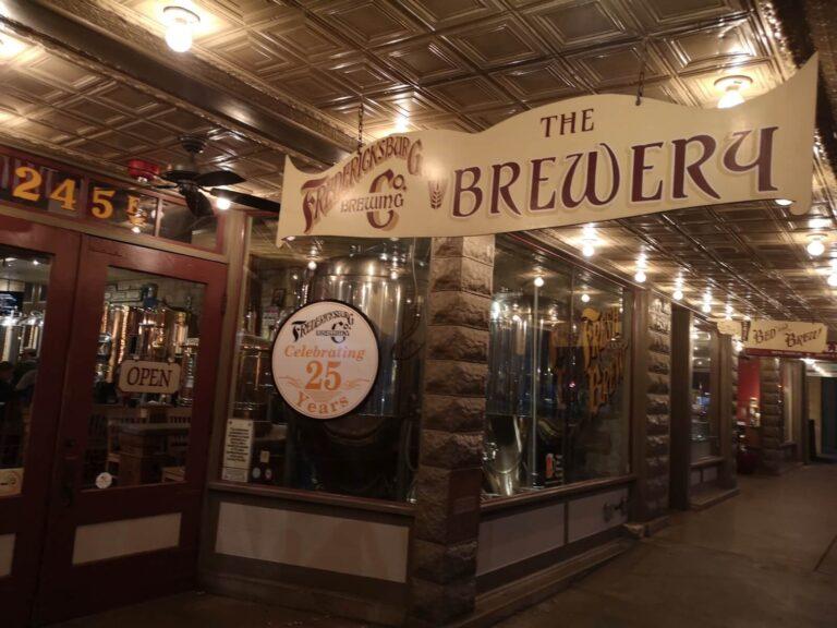 Fredericksburg Brauerei