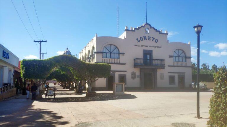 Hauptplatz Loreto