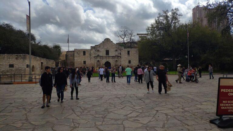Alamo Kirche