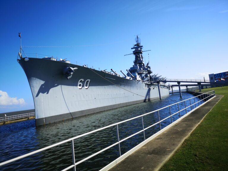 Kriegsschiff Alabama