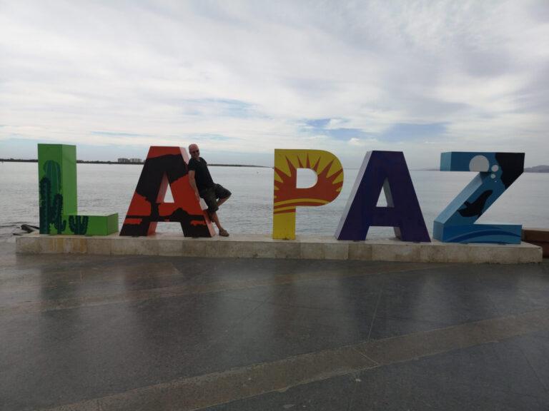Maik in La Paz