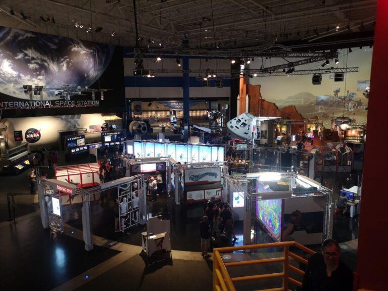 NASA Ausstellung