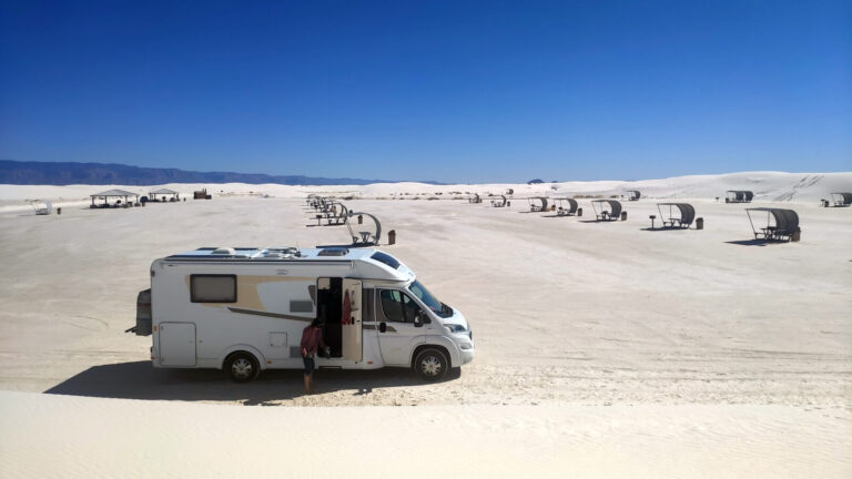 Picnic White Sands