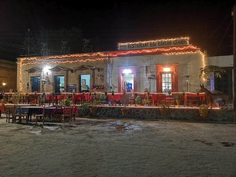Restaurant San Ignacio