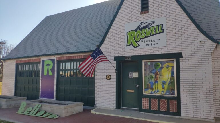 Roswell Visitor Center