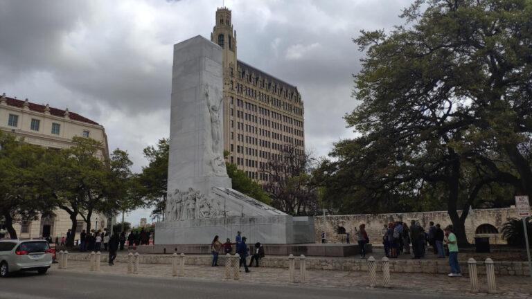 San Antonio Denkmal