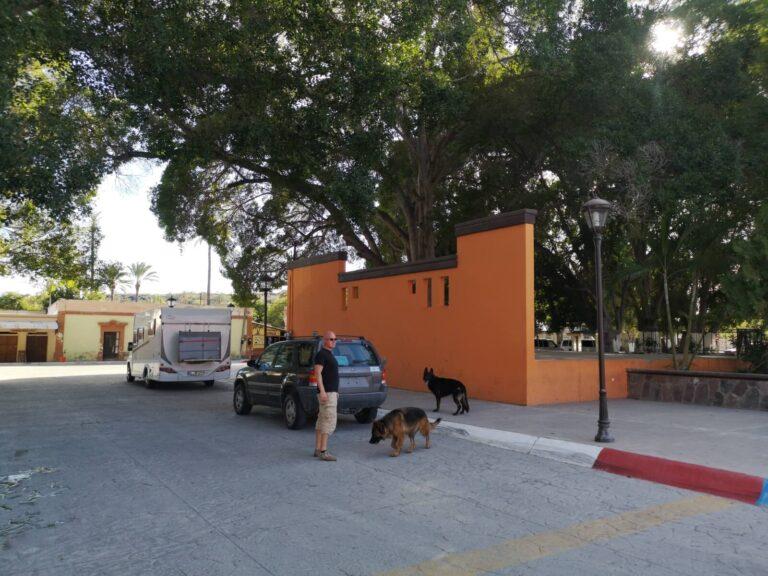 San Ignacio Stellplatz