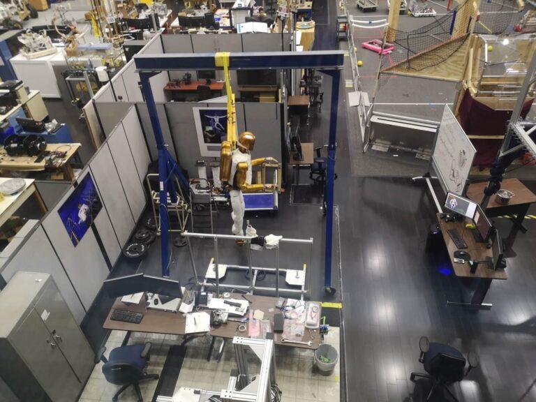 NASA Robotertechnik