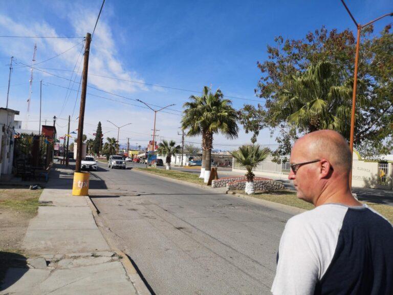 Stadtblick Mexiko