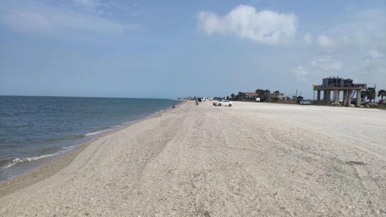 Strandabschnitt Magnolia