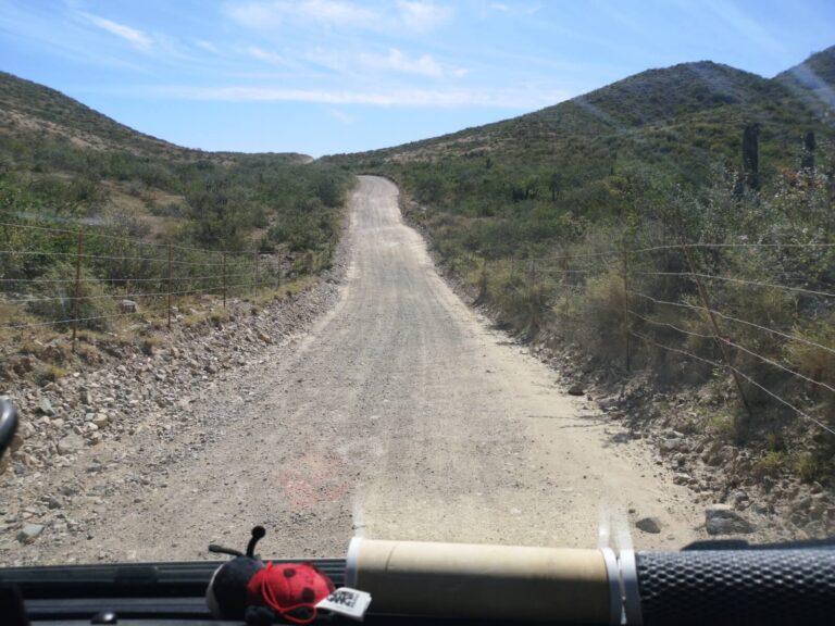 Weg Cabo Pulmo