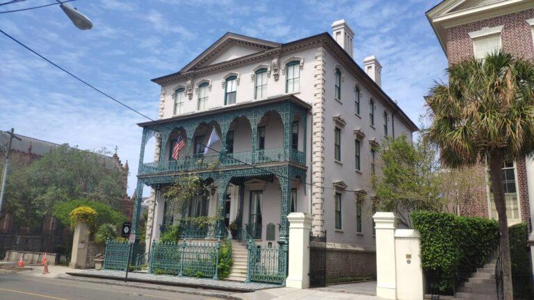 altes Gebäude Charleston