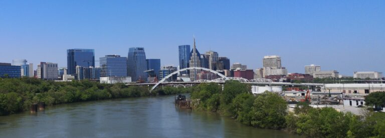 Nashville Skyline Tag