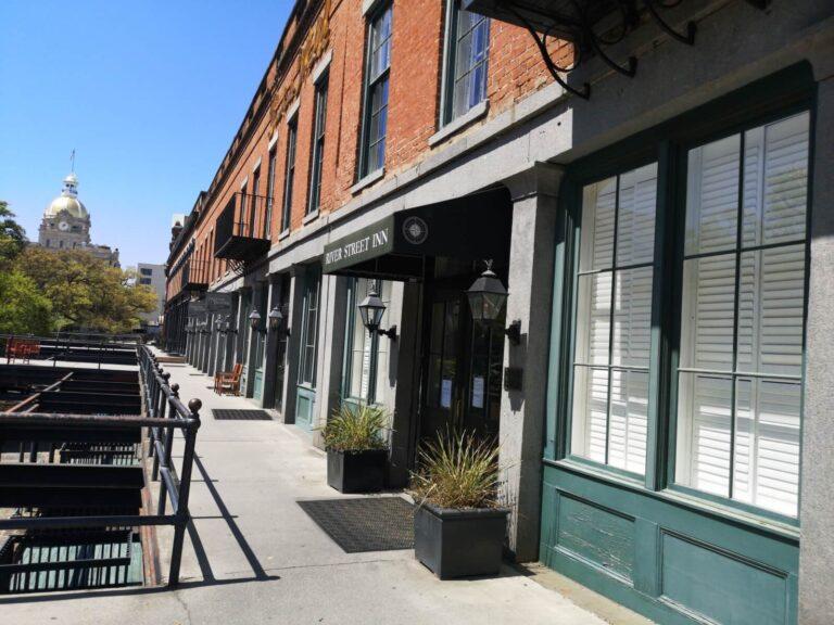 Savannah Geschäftea