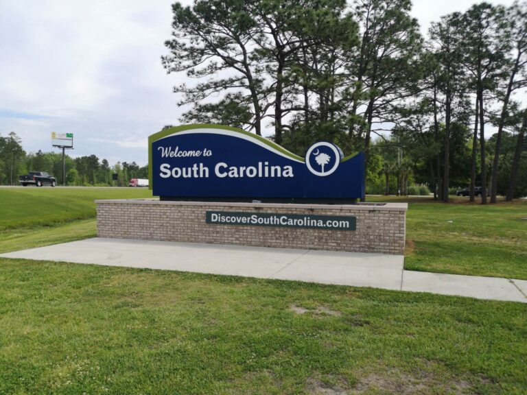 South Caroline Welcome