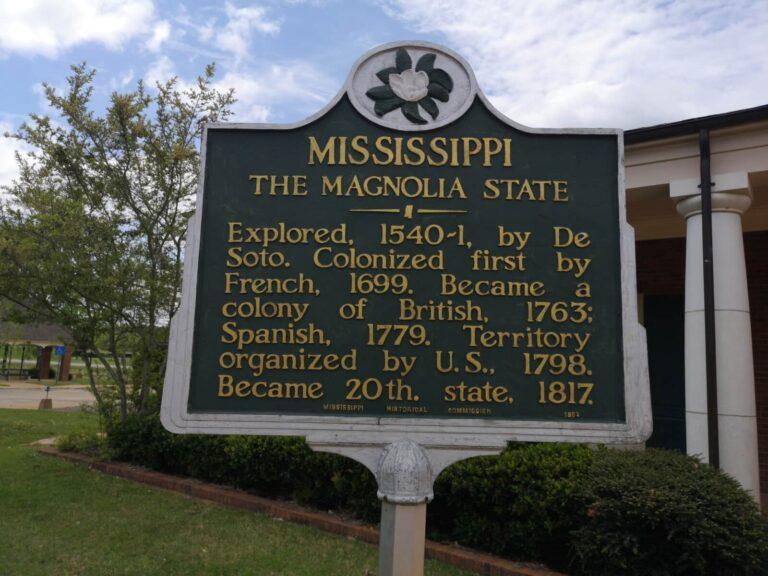 und plötzlich Mississippi