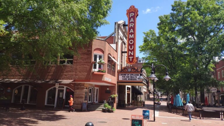 Charlottesville Paramount