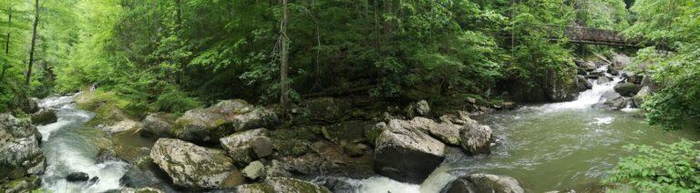 Fayette Trail Panorama