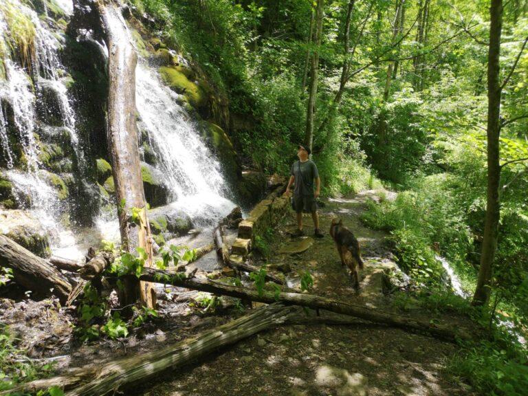 Fayette Trail Wasserfall
