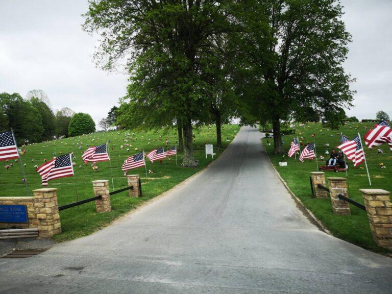 Friedhof in Beckley