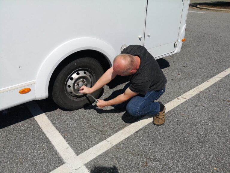 Maik North Caroline Tire Rotation