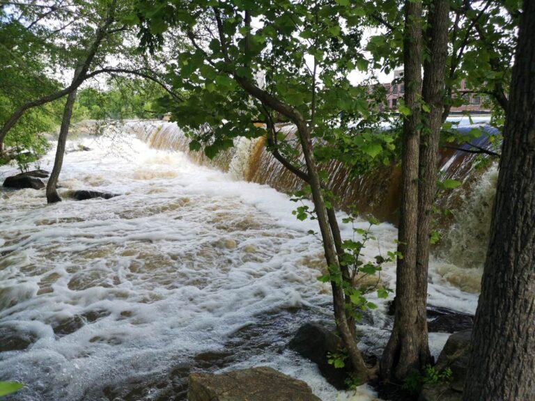 Rocky Mount Wasserfälle