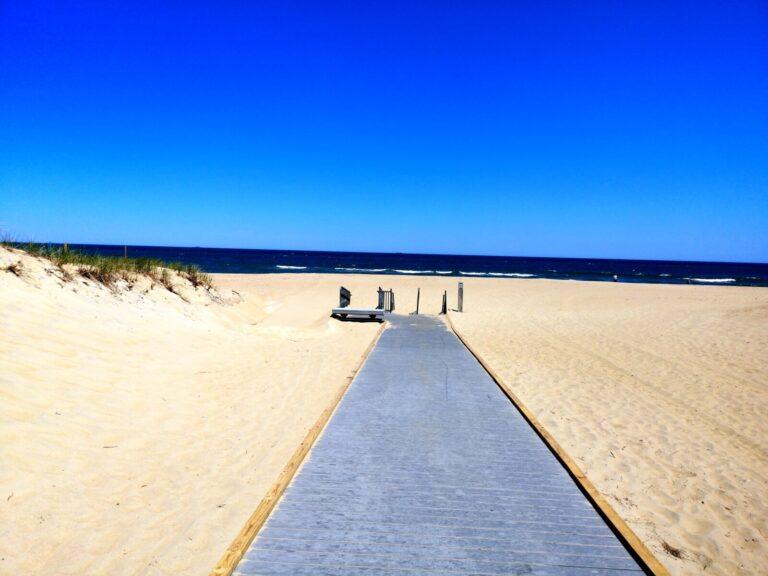 Virginia Beach Eingang