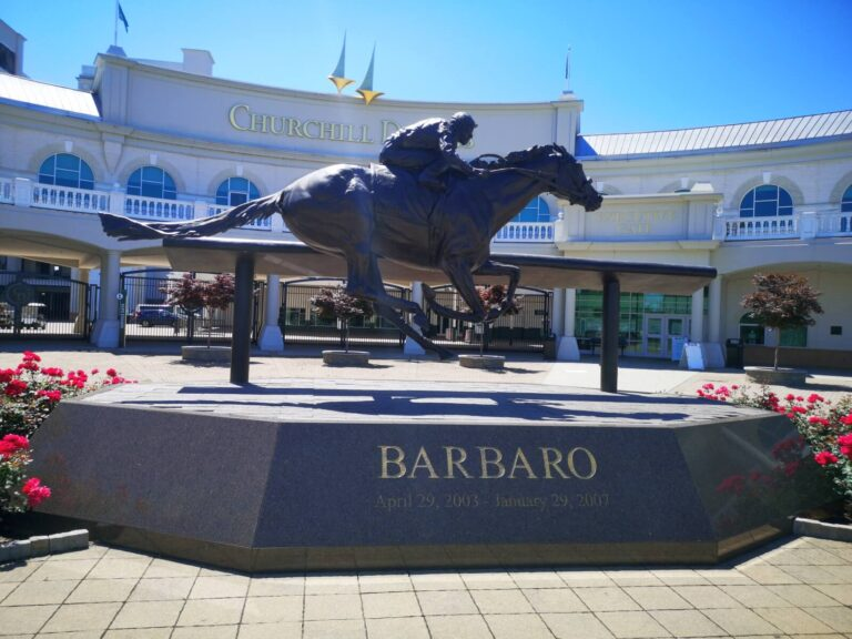 Churchill Downs Barbaro