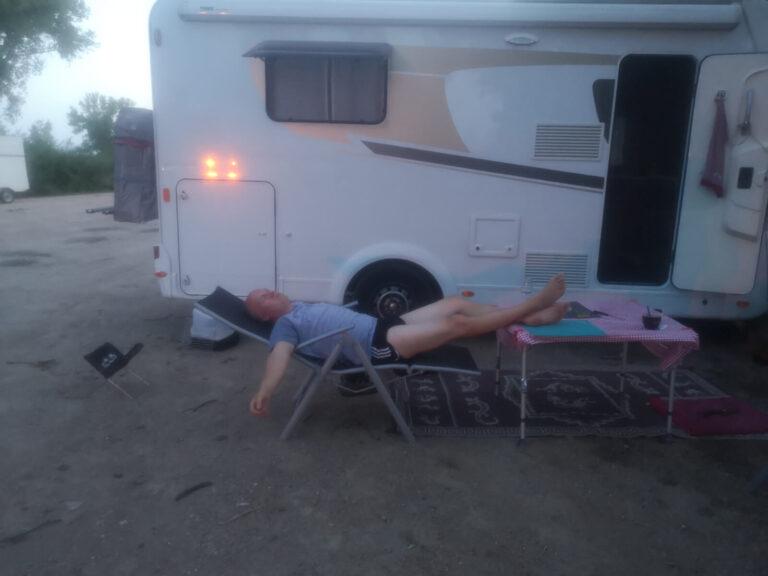 Endlich Camping Nebraska