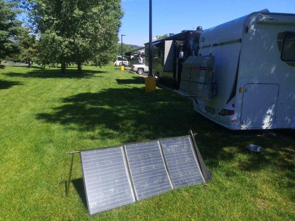 externes Solarpanel Walmart Bozeman