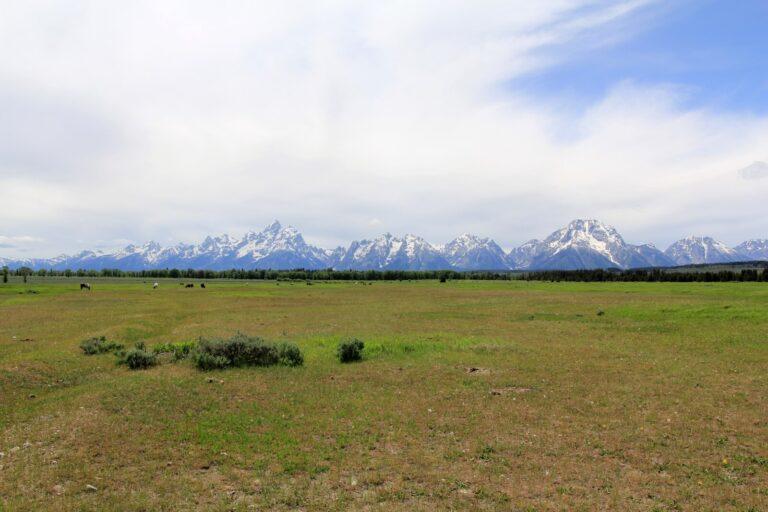 Grand Teton Bergkette