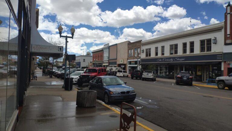 Laramie Innenstadt