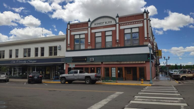 Laramie Kreuzung