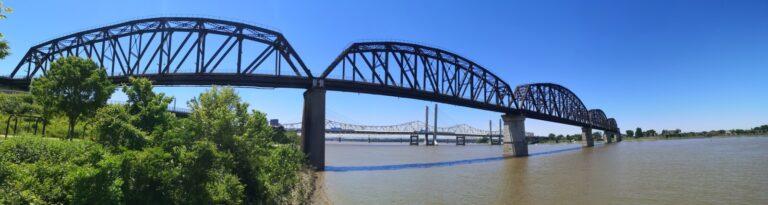 Louisville Brücken