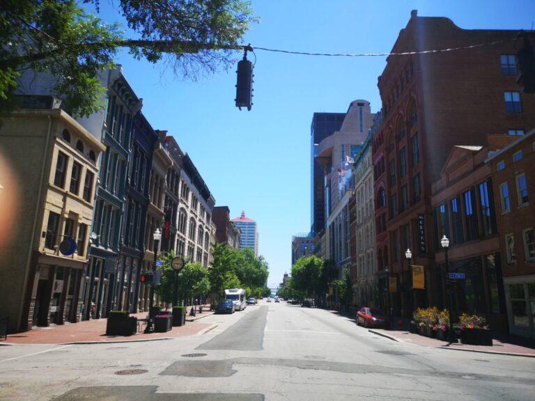 Louisville Strasse