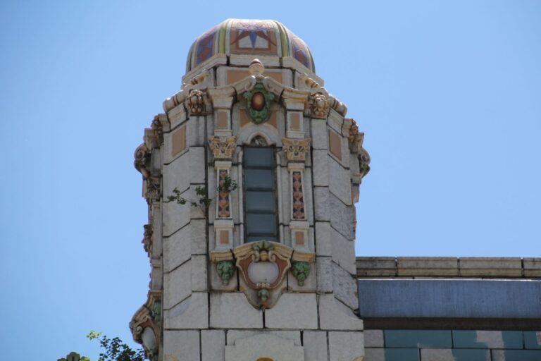 St. Louis altes Theaterturm