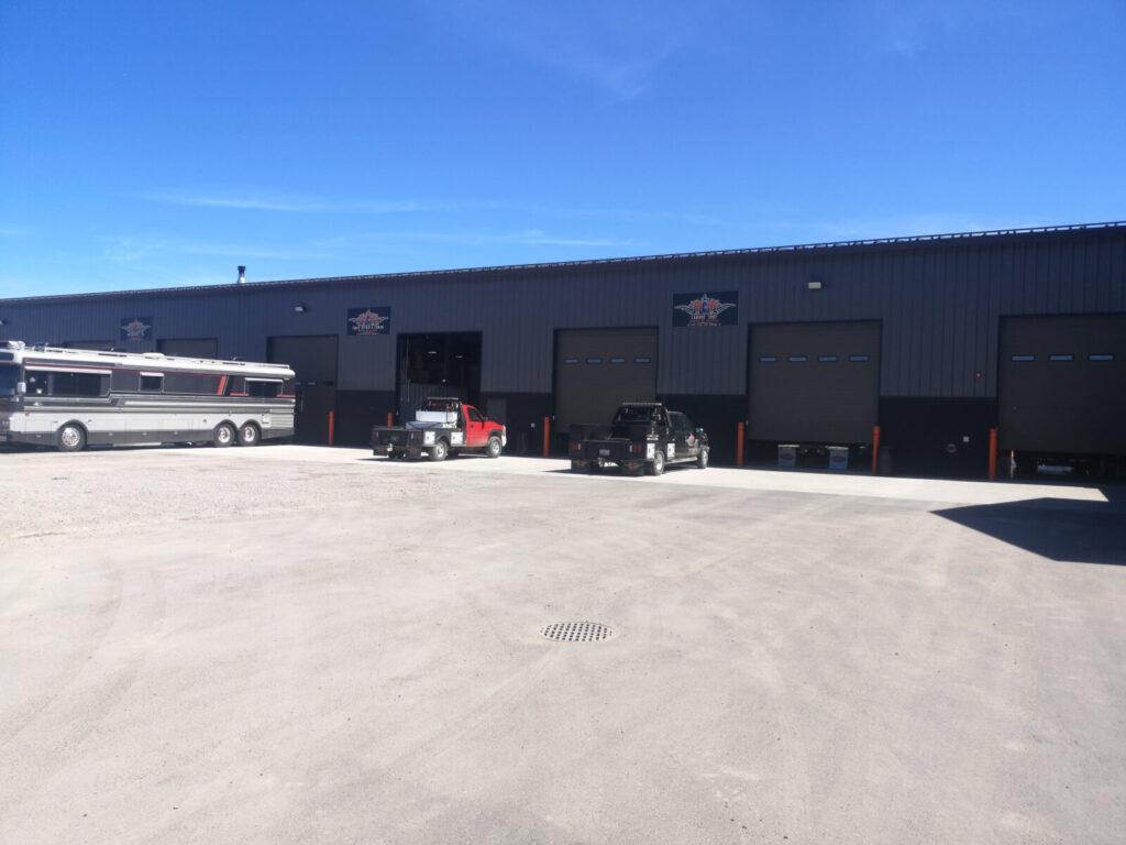 Halle MCM Truck repair