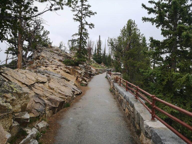 Rock Creek Vista Point Weg