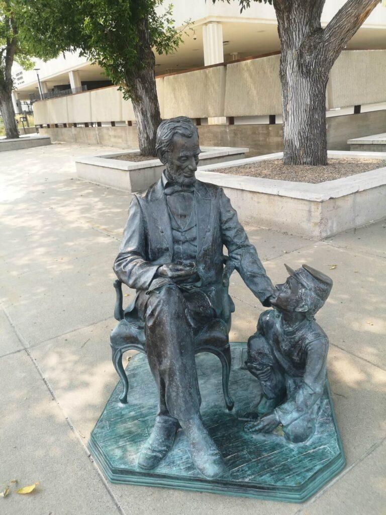 Abraham Lincoln Rapid City
