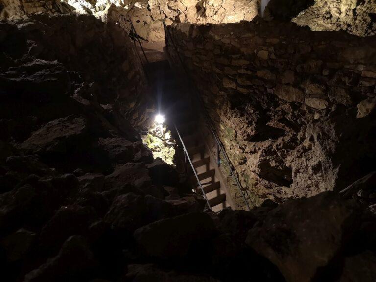 Abstieg Wonderland Cave