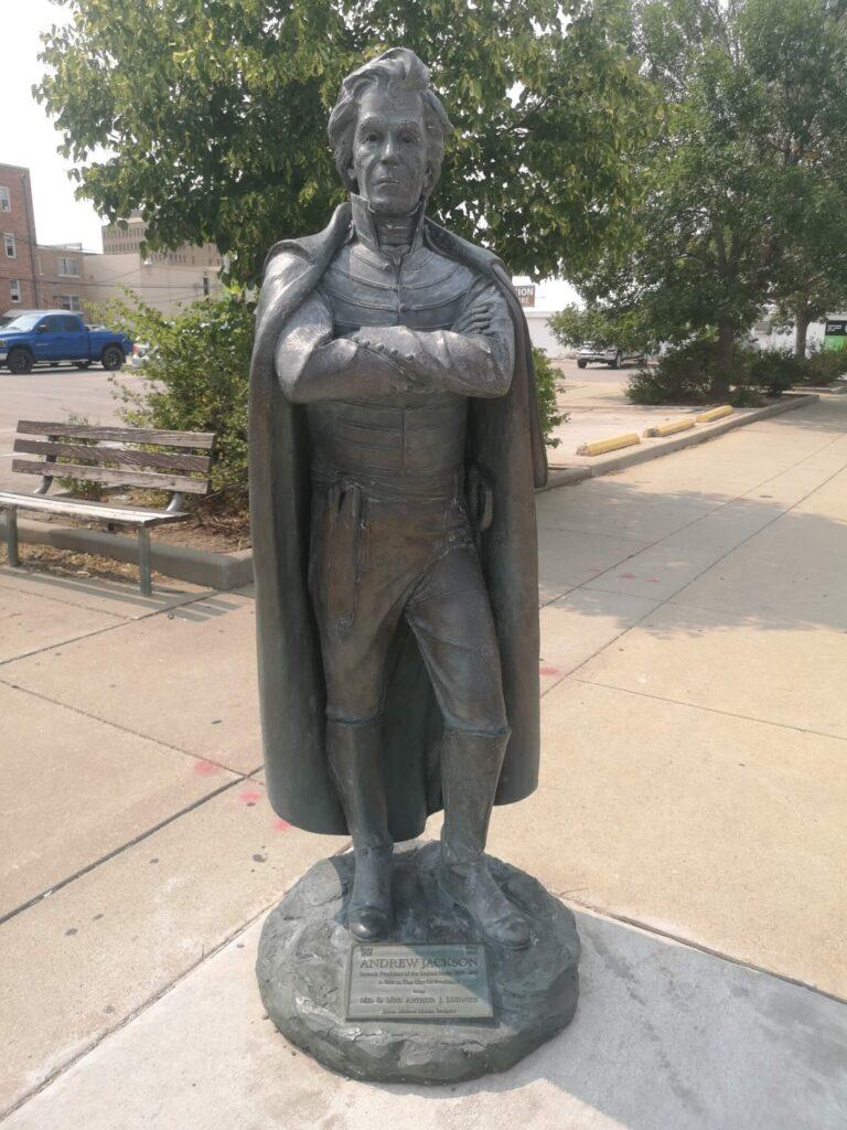 Andrew Jackson Rapid City
