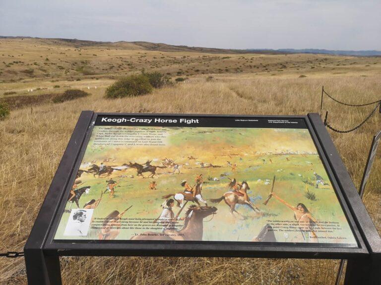 Crazy Horse Fight Little Big Horn