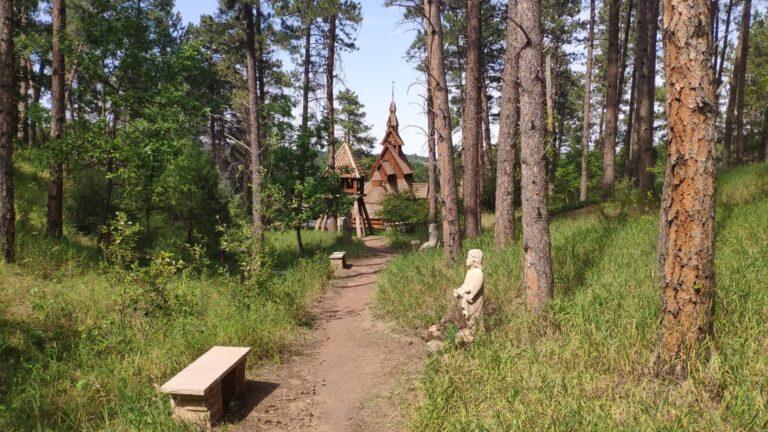 Meditationsweg Chapel in the Hills