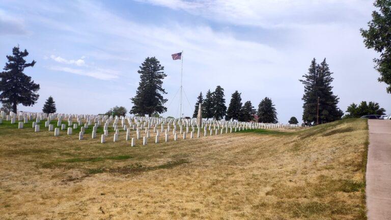 Friedhof Little Big Horn