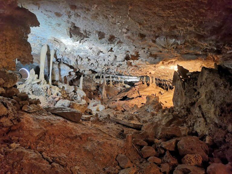 Impressionen Wonderland Cave