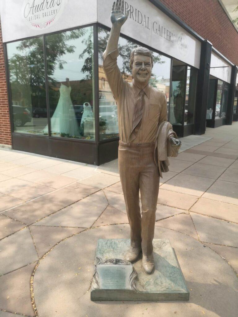 Jimmy Carter Rapid City